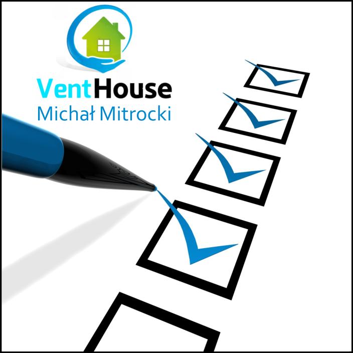 Akredytacja firmy Venthouse